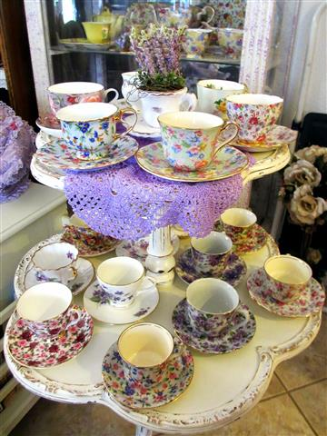 Pick your own tea cup!