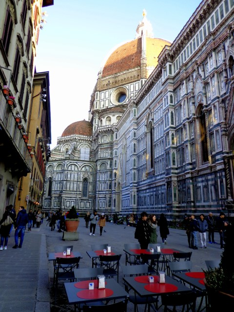 Is there anything that says Firenze more than Duomo, Brunelleschi's dome?