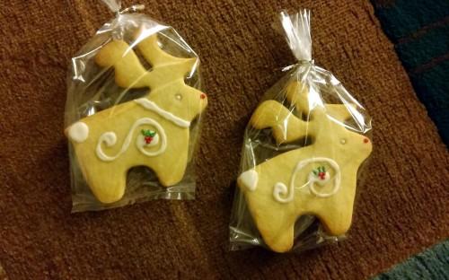 Pentik reindeer cookie cutter