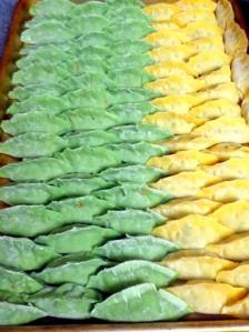 One of D.'s many dumpling armies